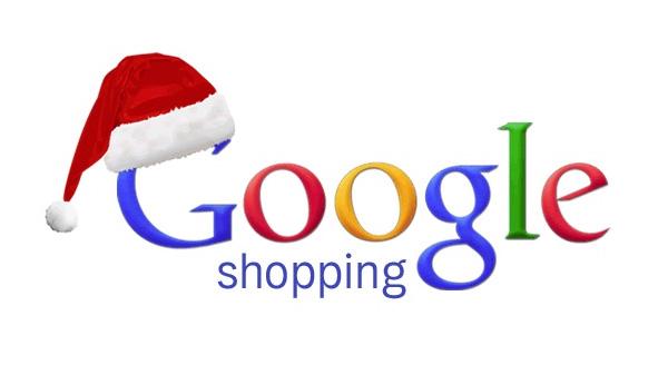 Google Shopping à Noël