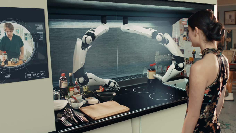 cookeo robot